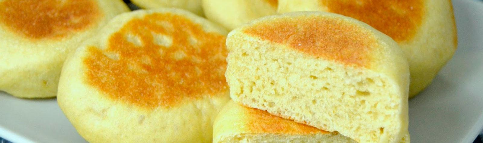 ¿Se quedó sin pan? La mejor receta para hacer uno en casa: PAN EN SARTÉN