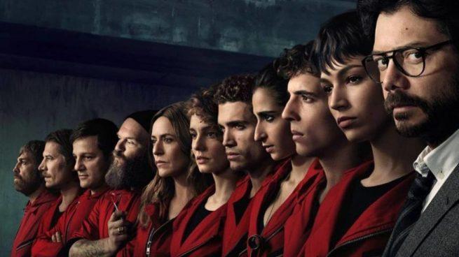 Lo mejor de Netflix para esta Cuarentena: Casa de Papel 4T: El Robo continúa