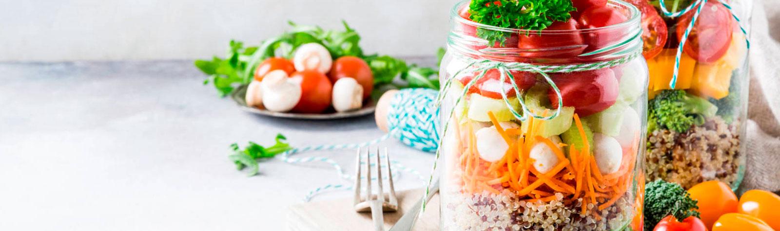 Nutrición para aumentar las defensas y no engordar en cuarentena