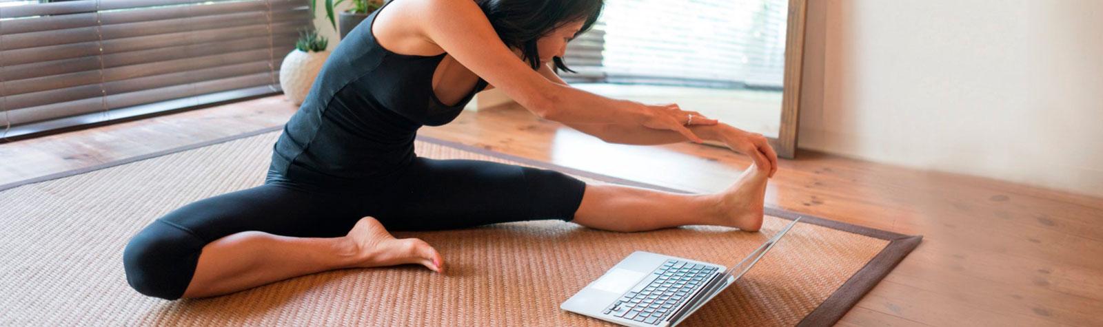 Yoga Online en Chicureo