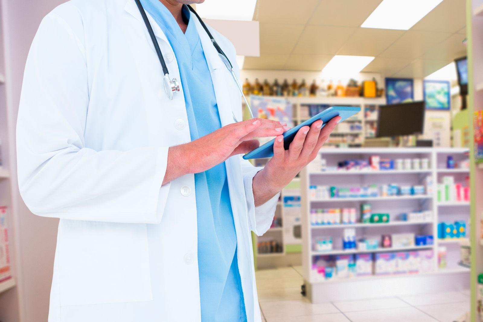 ¿Cómo operan las Farmacias durante esta Cuarentena Total?