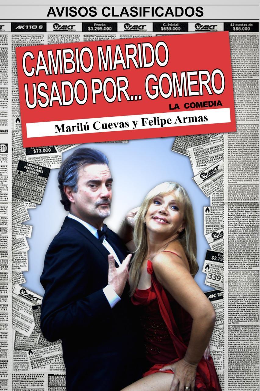 «Cambio marido usado… por gomero»: Un imperdible del teatro chileno