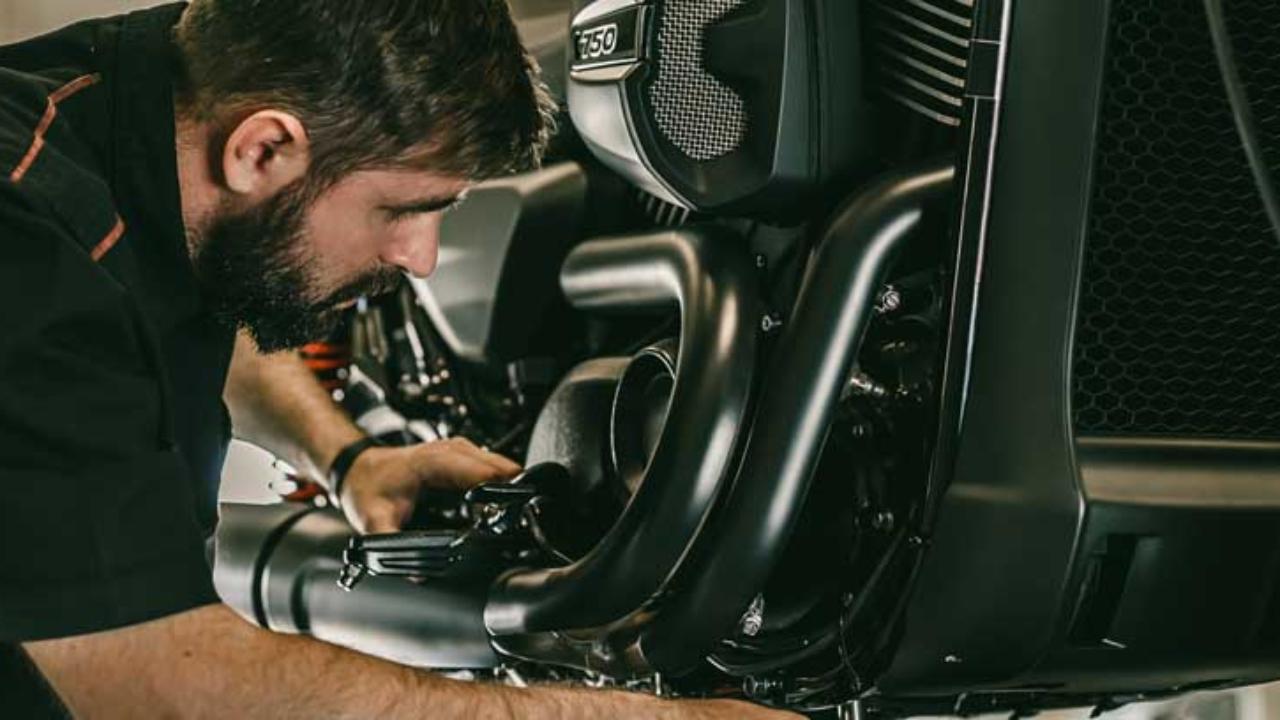 Cómo cuidar tu moto en cuarentena
