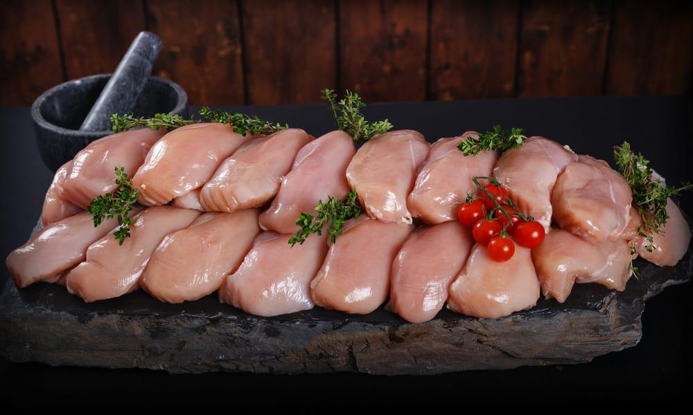 Filetillos y pechugas de pollo sabrosos y fáciles de preparar