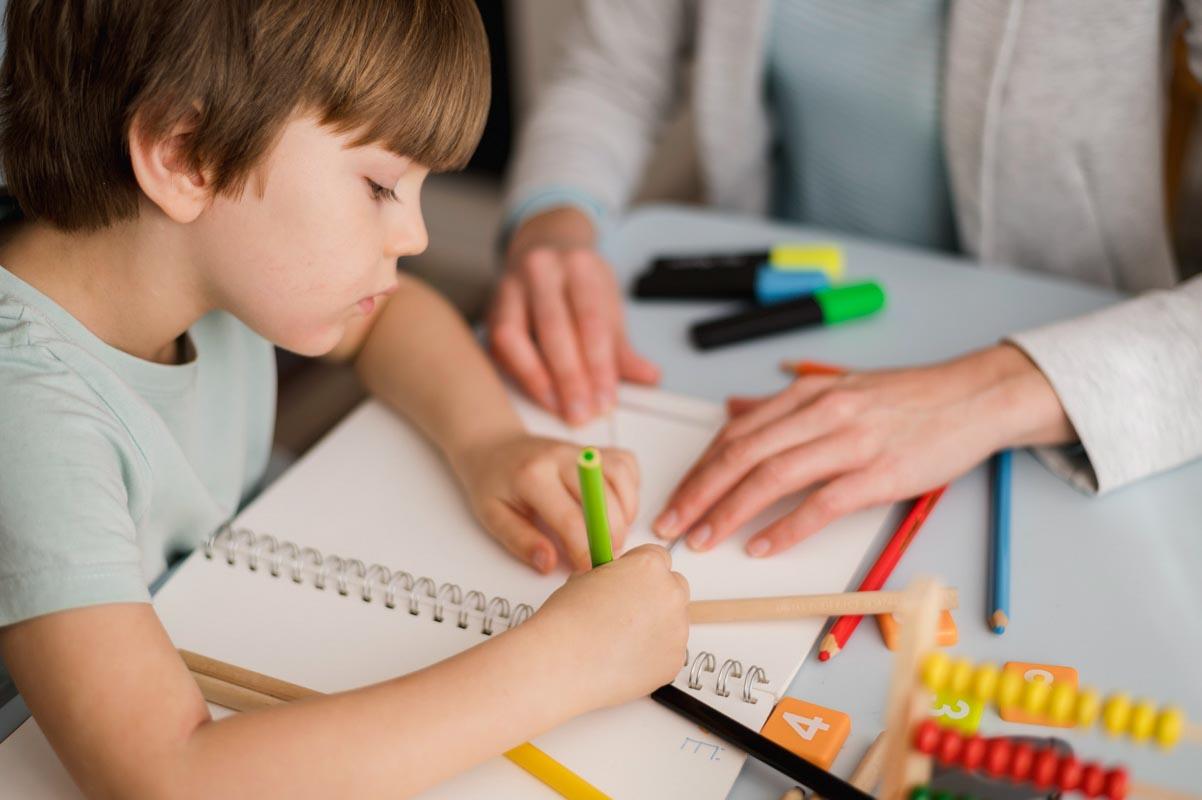 ¿Soy capaz de reconocer si mi hijo(a) tiene algún problema de aprendizaje?