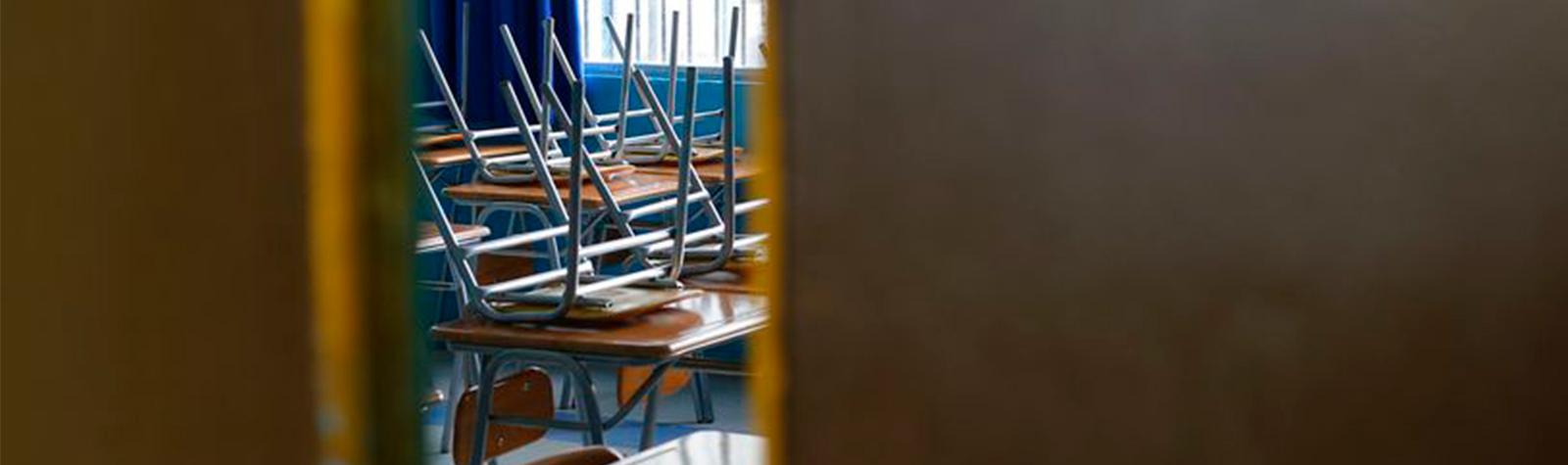 Pandemia y educación:  Colegios en Apuro