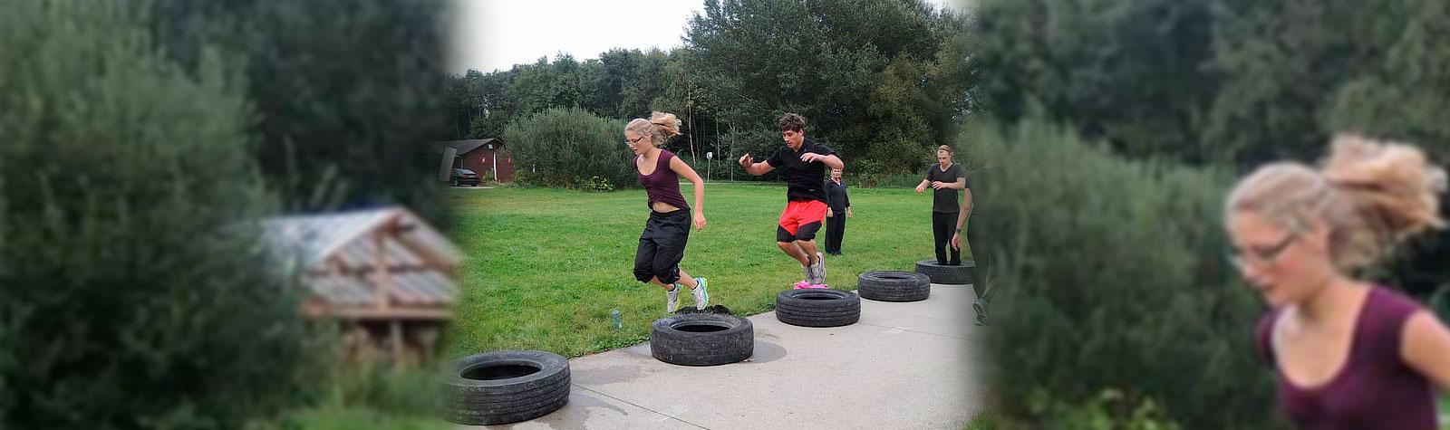 Cross Fit en Brisas de Chicureo: De vuelta al deporte y la naturaleza