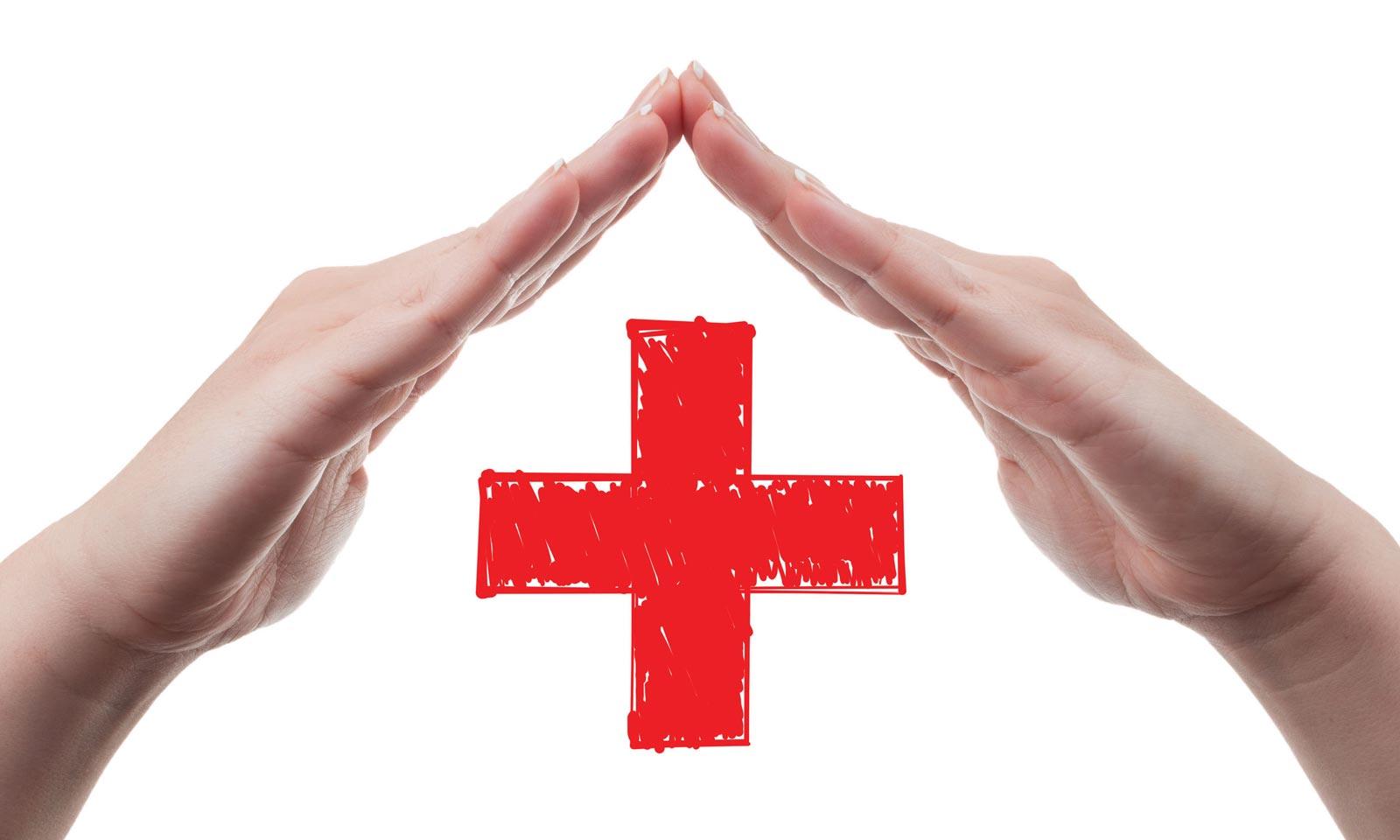 Cruz Roja Esmeralda, Colina: Acción voluntaria sin descanso