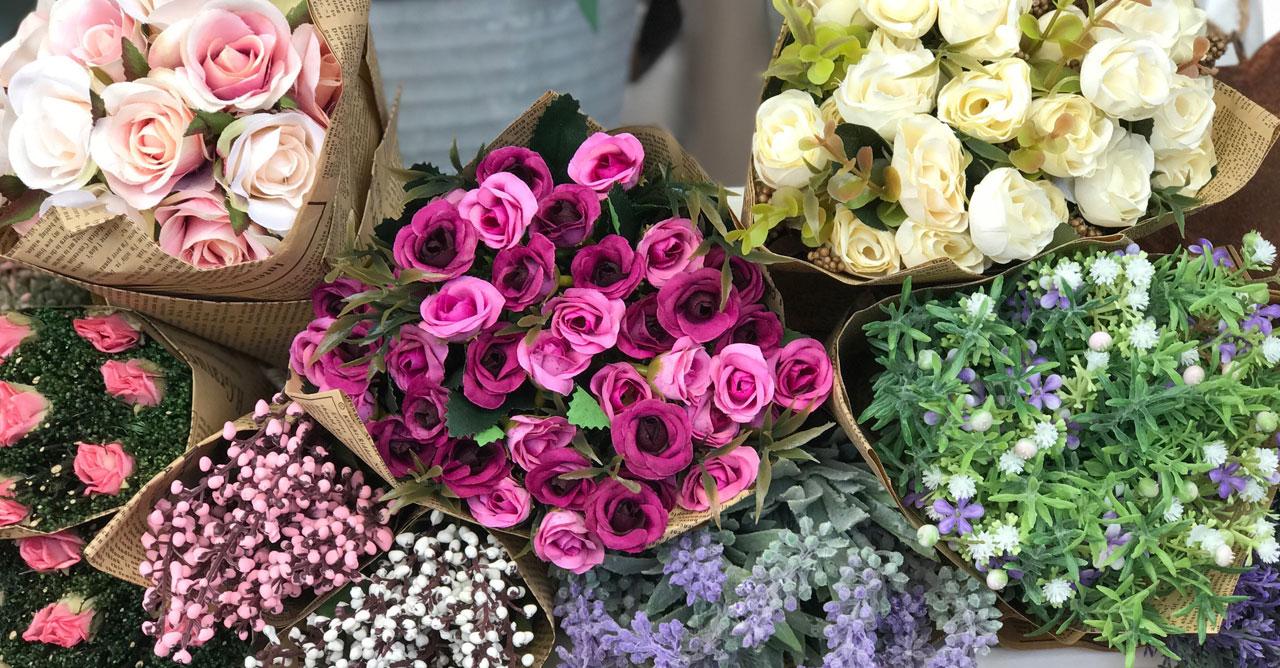 Naturaldeco: Regalos florales vuelven a su apogeo