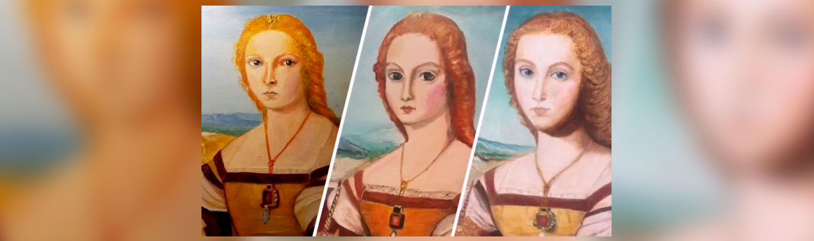 Corporación de Artes y Cultura Colina: Homenaje a Rafael Sanzio, pintor renacentista