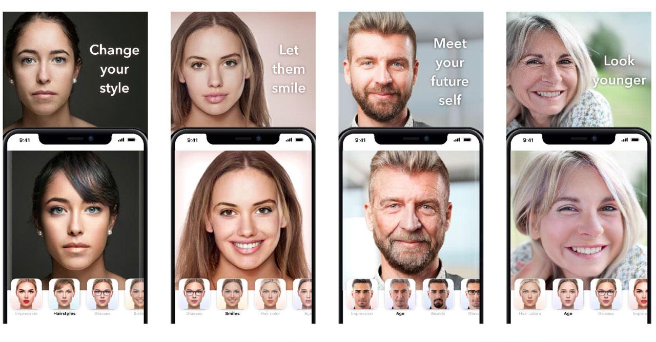 La otra cara de Faceapp