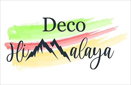 Tabla de sal rosada Deco.Himalaya