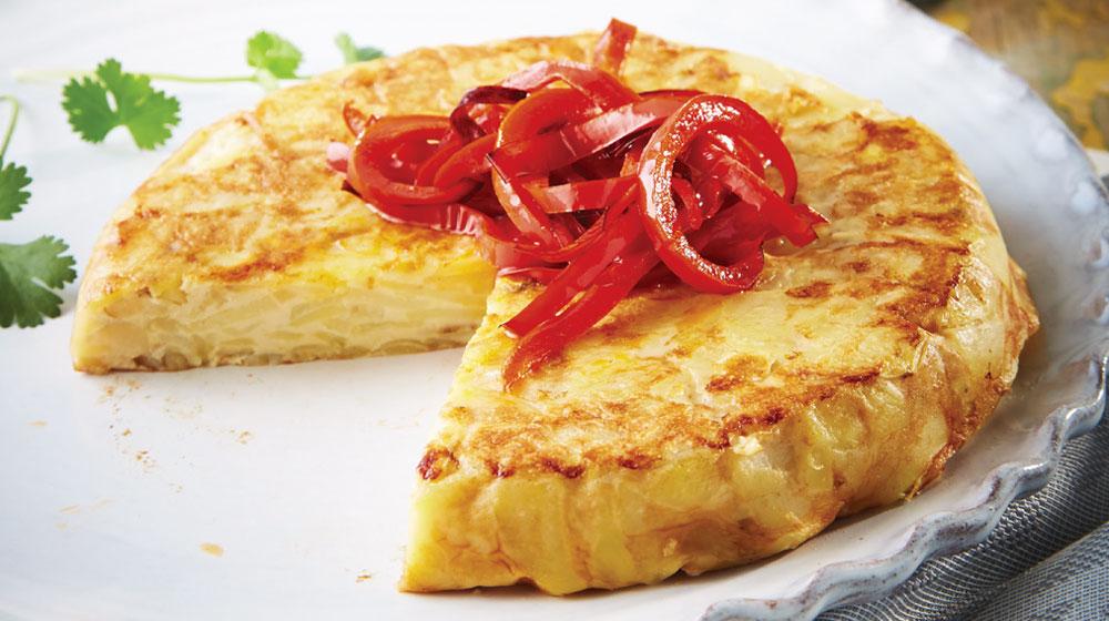 Tortilla española: La receta para este fin de semana largo