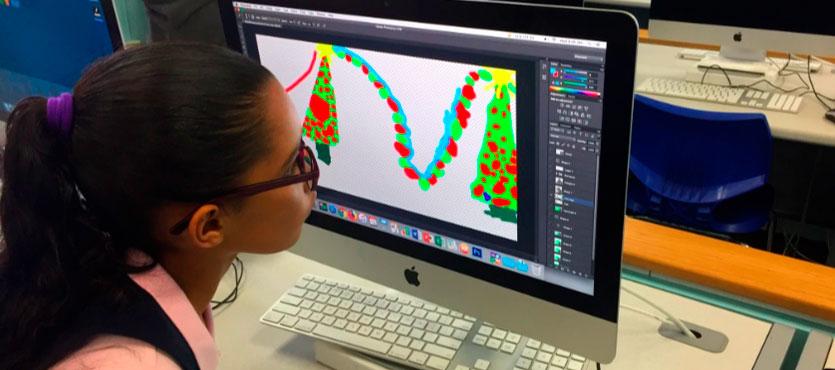 Campamento e Intercambio Virtual de Artes con niños de todo el mundo