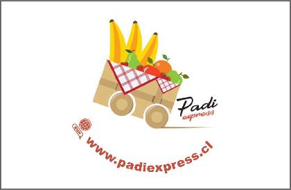 Caja de frutas premium Padiexpress
