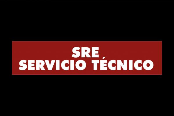 SRE Servicio técnico