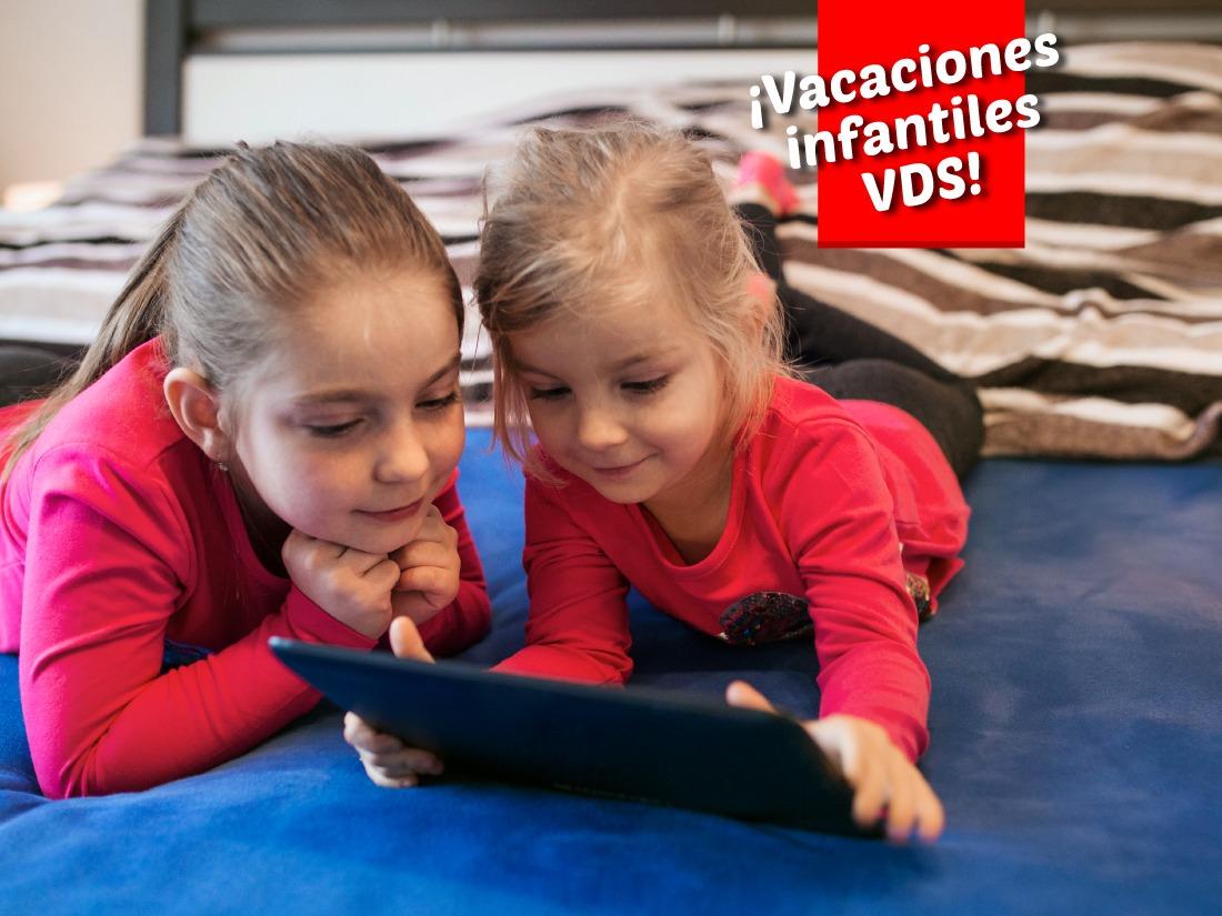 Las mejores app para niños y niñas en cuarentena