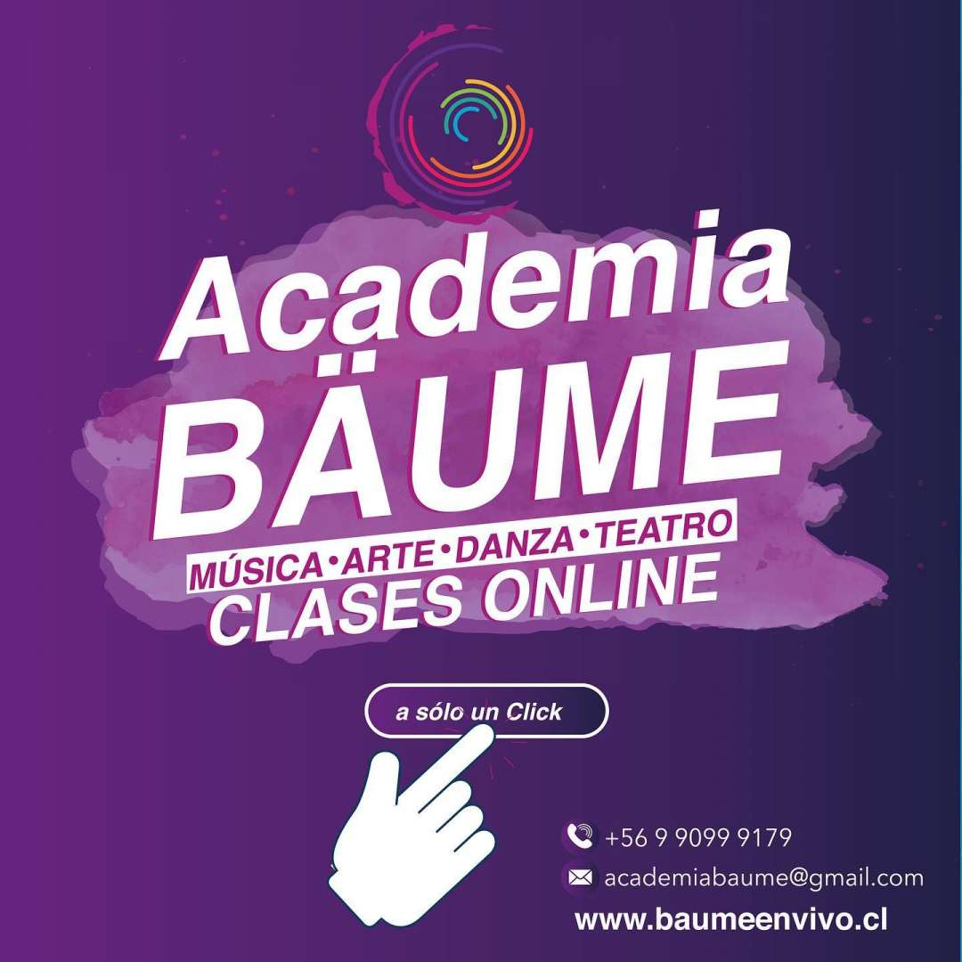 Clase abierta de danza moderna infantil y juvenil en Academia Baüme