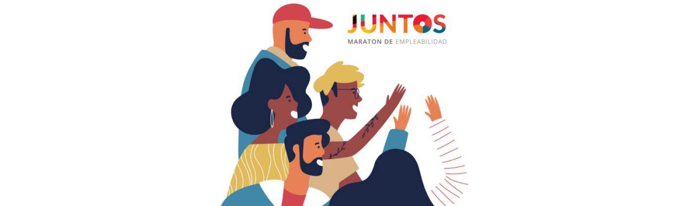 ProyectoJUNTOS: Maratón de empleabilidad