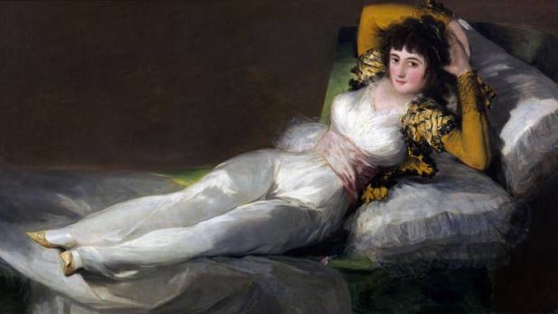 Nuevo desafío: La maja, de Goya