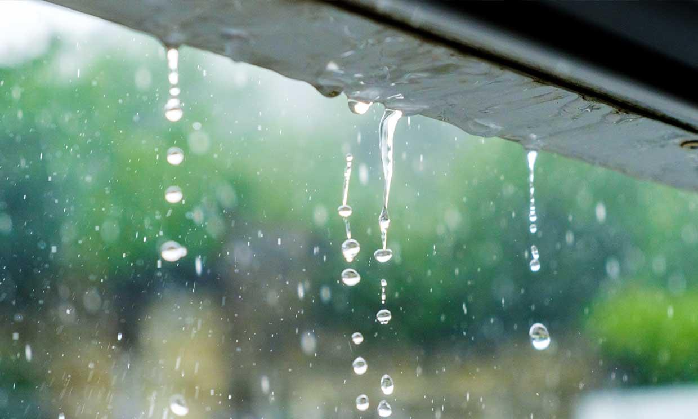 Lluvias y frío marcan el fin de semana