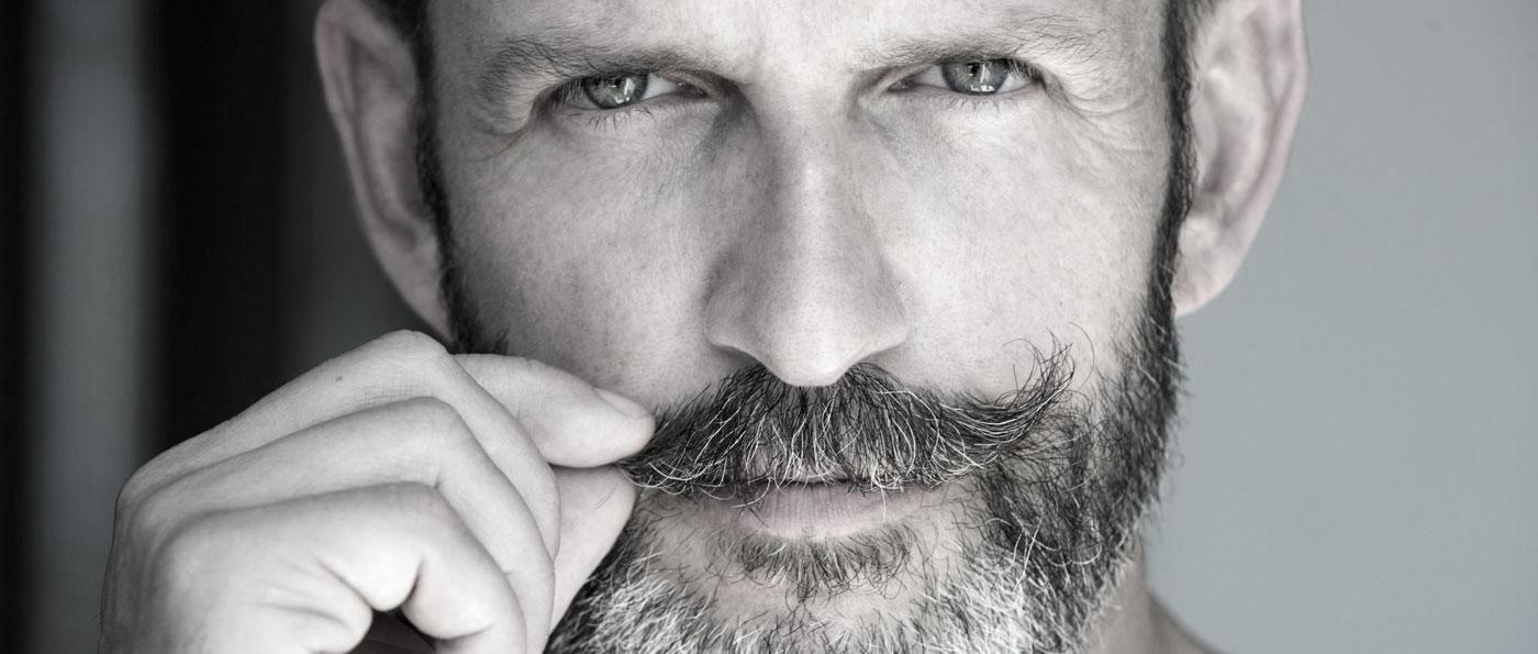 Una barba con estilo