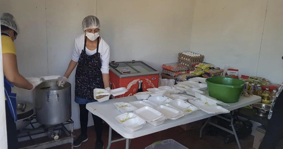 Olla Solidaria: Una manera concreta de ayudar a los vecinos