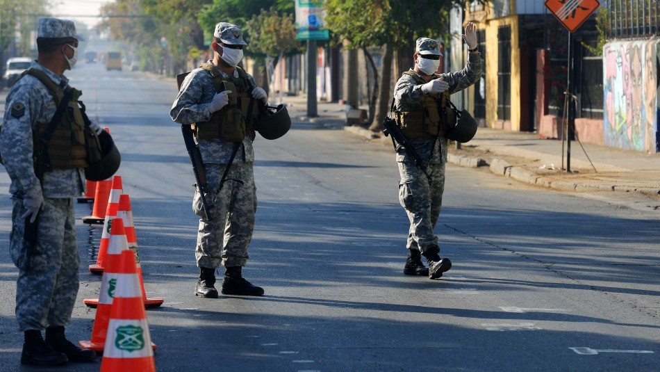 Fin del Estado de Excepción Constitucional en Chile
