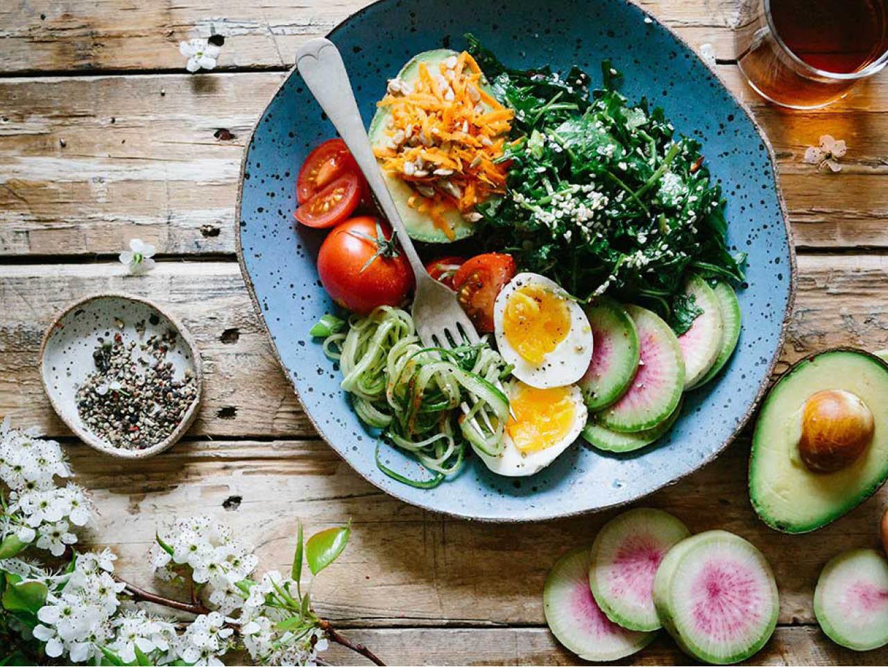 Dietas alimenticias para la cuarentena
