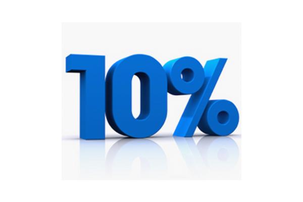 EL 10% DEL 10%