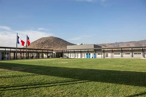 Colegio Alianza Chamisero en baja