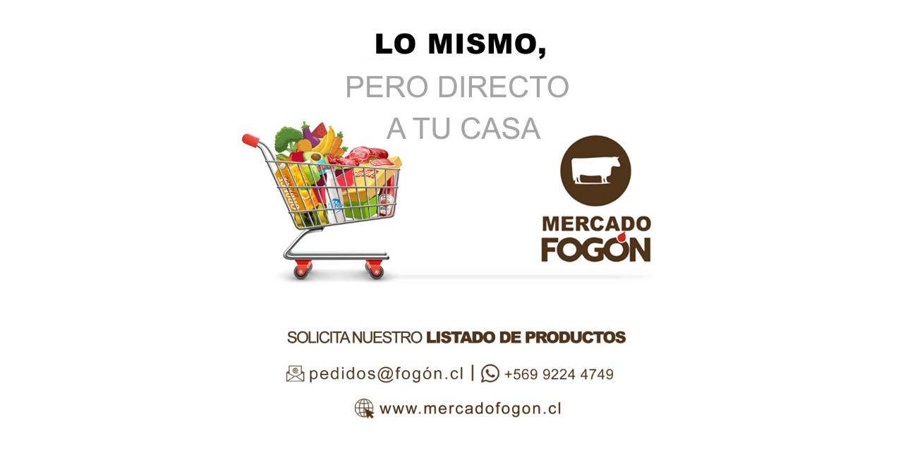 Mercado Fogón: Delivery gourmet