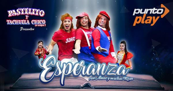 El Circo de Pastelito y Tachuela Chico llega en versión online para el 18