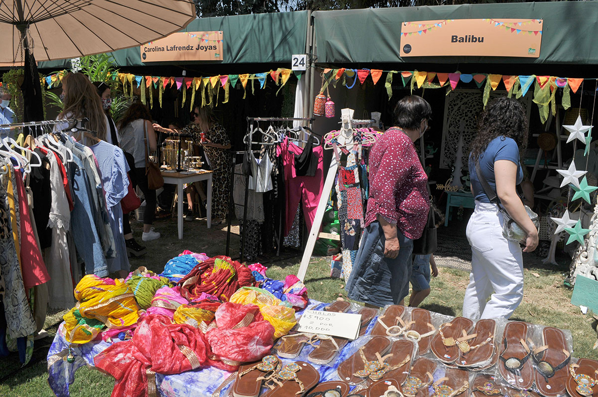 ¡Visitamos el Bazar Mujer Emprededora Chicureo!