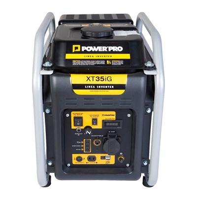 Generador Invertes Gasolina XT351G-Powerpro