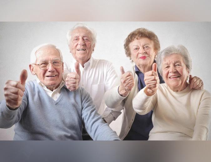 Cuidados del adulto mayor en el plebiscito de este 25 de octubre