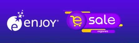 Enjoy participa en inedito «eSale» Regiones