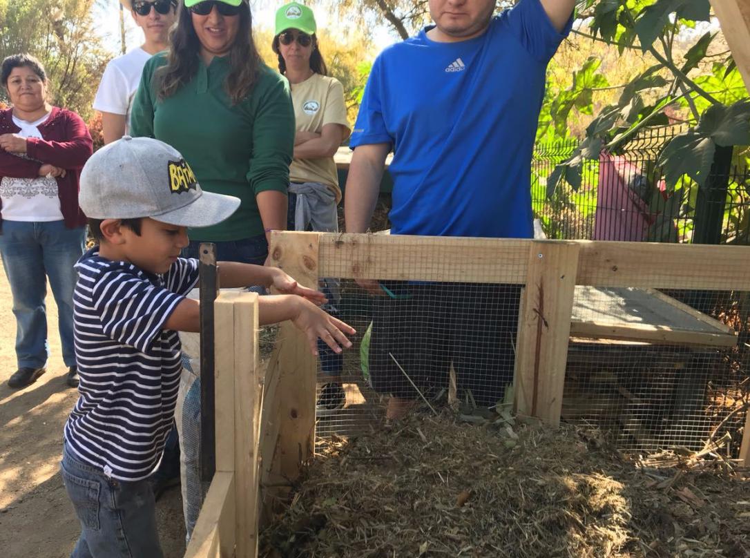 Fundación Canquén Verde:  Vecinos al cuidado del medioambiente