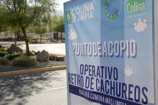 Municipio reactiva el servicio de retiro de cachureos