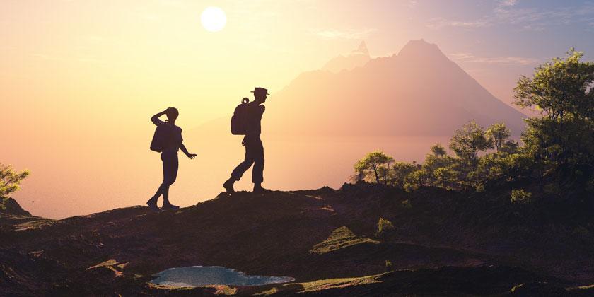 Después de todos estos meses encerrados, ¿no nos hará bien una excursión o trekking?