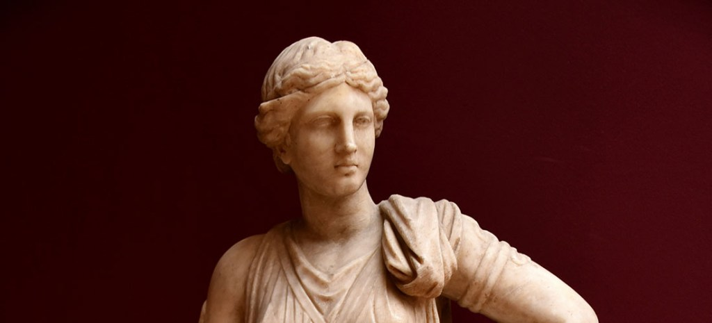 Todas las mujeres tienen algo de alguna diosa griega
