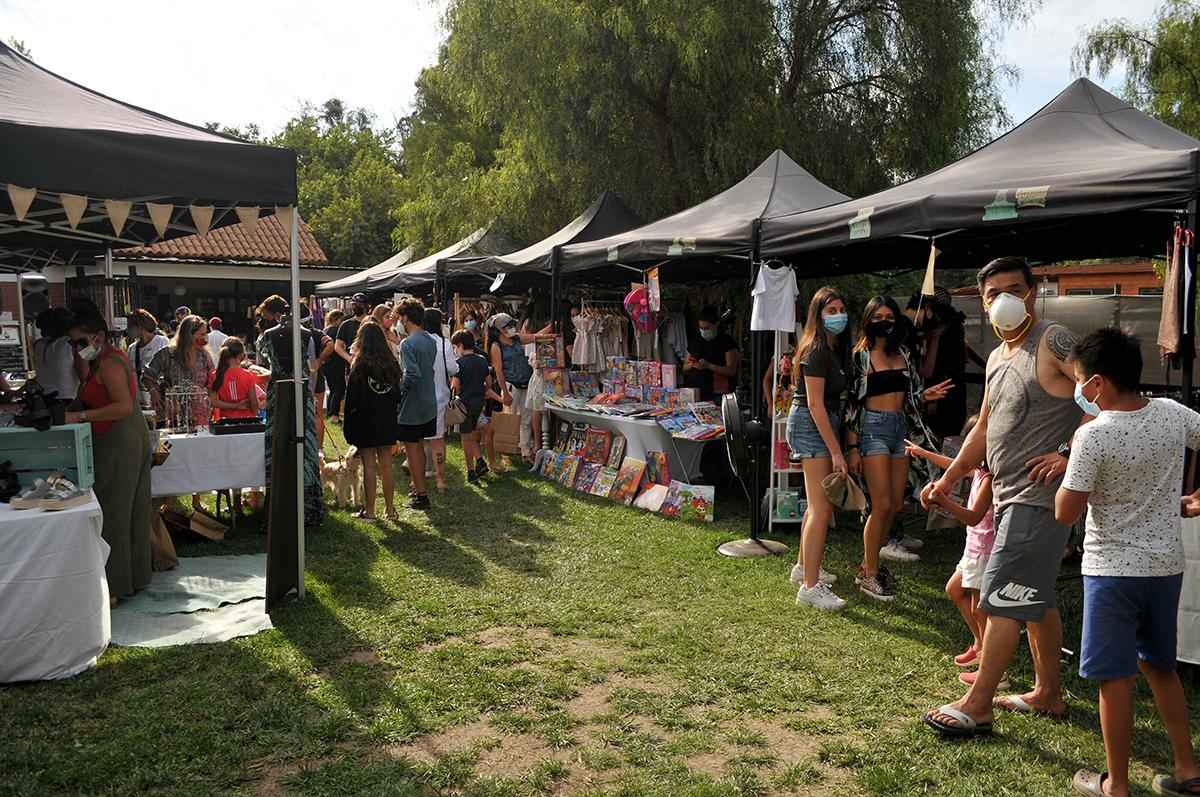 Lindo día en el Bazar de Emprendedores a beneficio de Ignacio Tejada