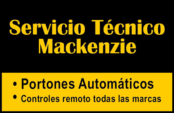 Portones Mackenzie