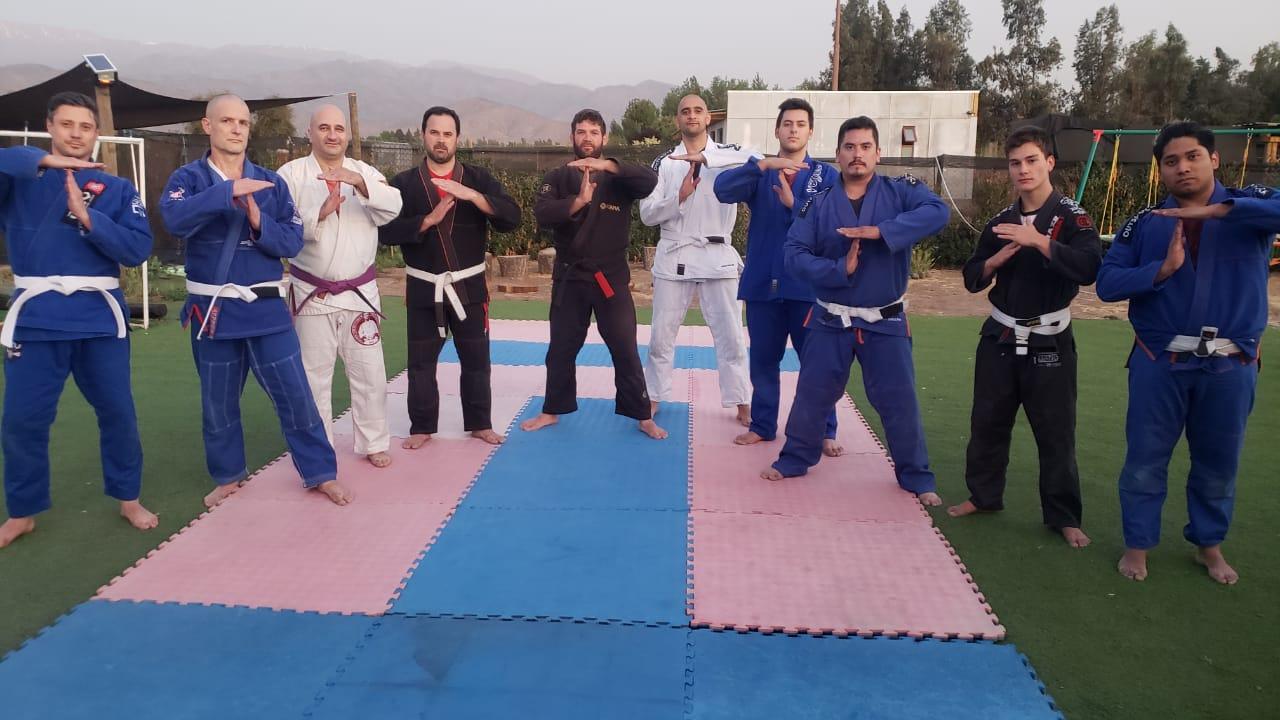 El Temple Dojo continua con su sueño de enseñar artes marciales