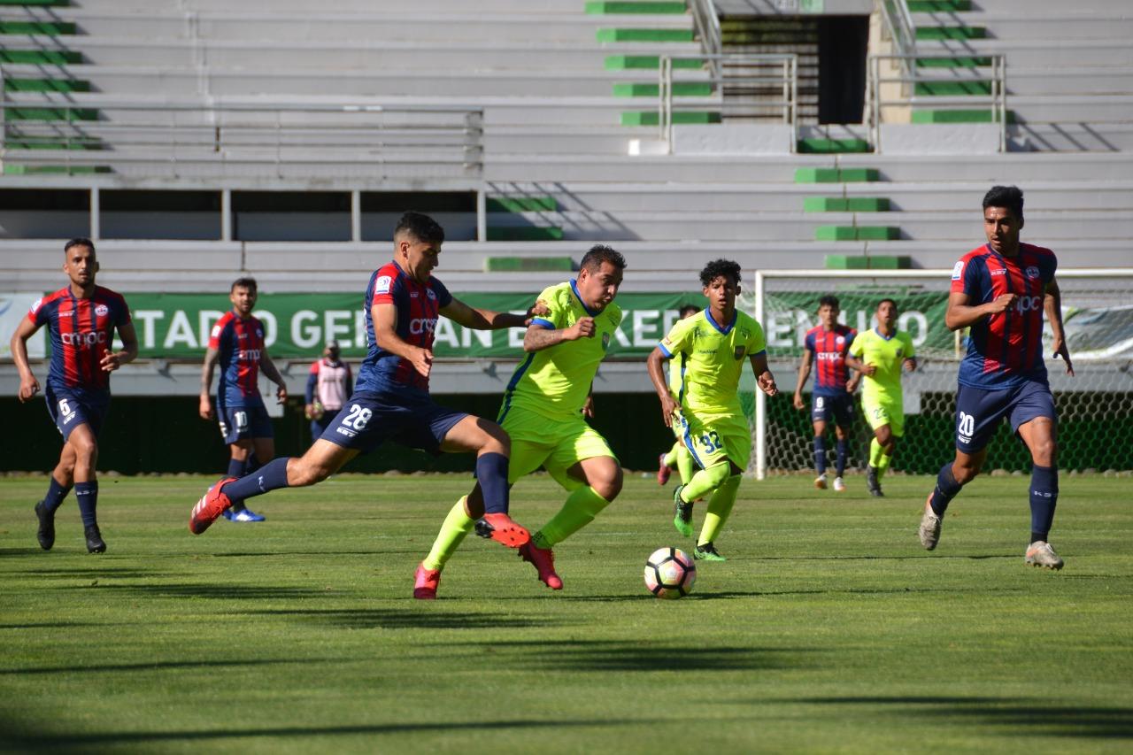 Deportes Colina vuelve al triunfo luego de 4 fechas sin ganar