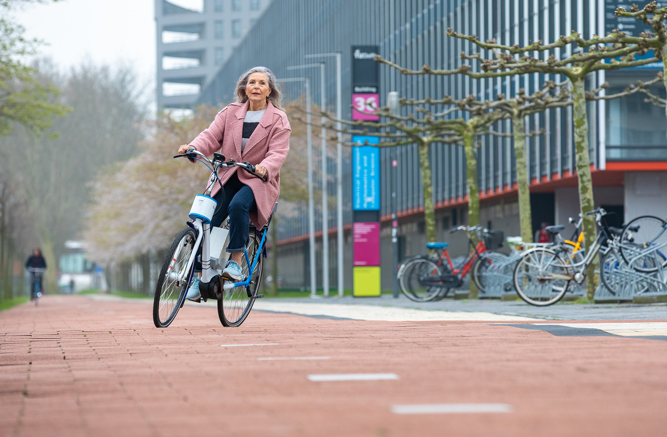 Fuerte aumento de bicicletas eléctricas en el mercado nacional