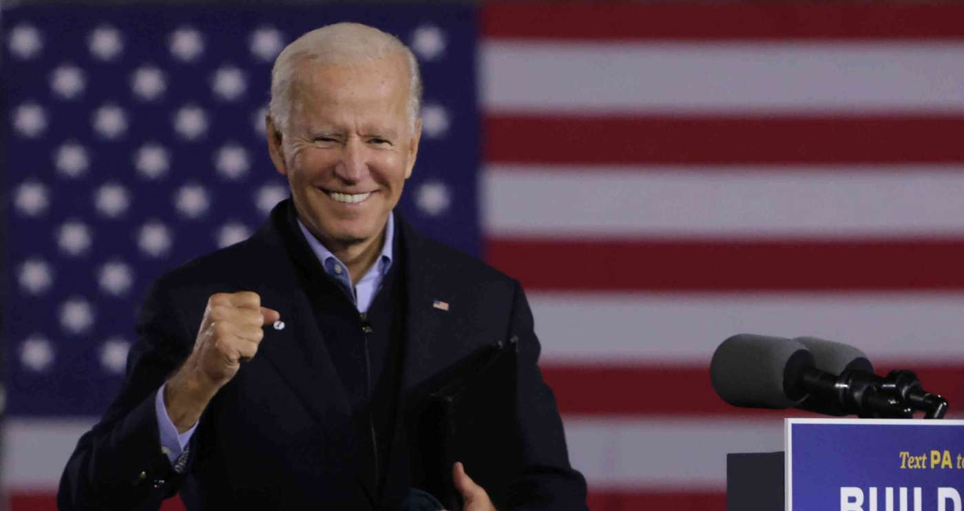 Joe Biden sería el nuevo presidente de los Estados Unidos