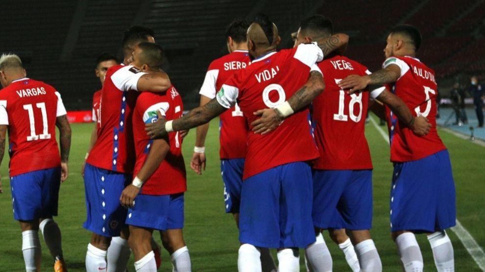 Ganó Chile con doblete de Vidal