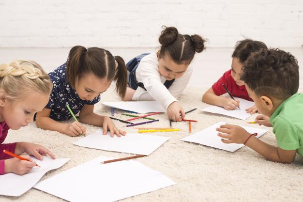 Lo bien que hace el arte en niños y jóvenes