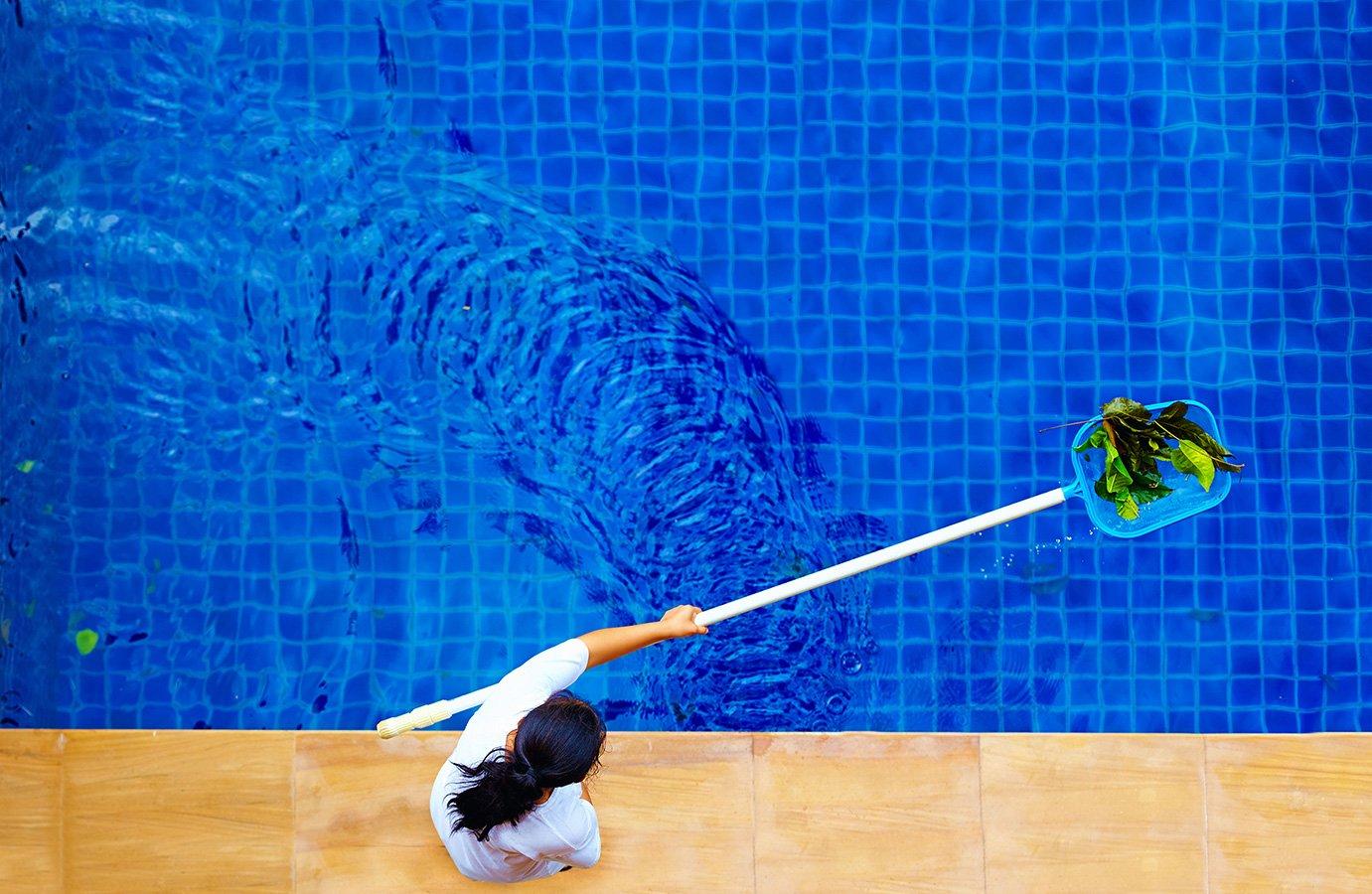 ¿Tienes lista tu piscina?